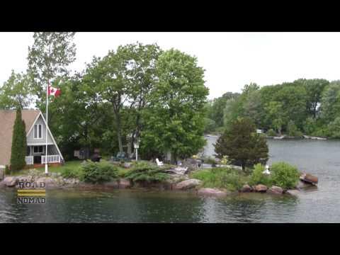 Thousand Islands, Ontario, Canada 2013 Part 3 | Traveling Robert