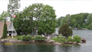 Thousand Islands, Ontario, Canada 2013 Part 3   Traveling Robert