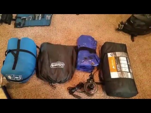 Rainy Day CHEAP Motorcycle Camping Gear Review