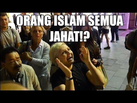 Bagaimana Menghadapi Pembenci Islam