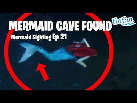 Mermaid Cave Found! | Mermaid Sightings | Episode 21- Featuring Working With Lemons