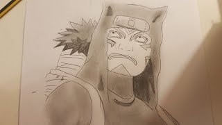 How to draw: Kankuro