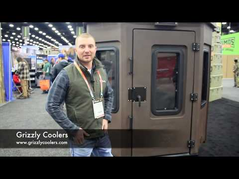 Grizzly Deer Blinds