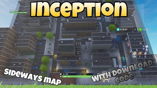 | Inception | With Server/Download Code | Sideways City! | Fortnite Creative |