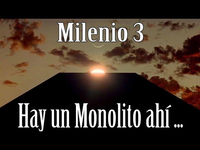 Milenio 3 - Buzz Aldrin: Hay un monolito ahí...
