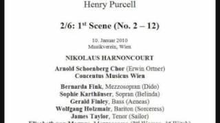 Dido & Aeneas - 2b - 1st Scene (7-12)