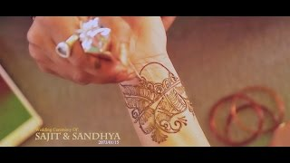Nepali Wedding Highlights | Sajit & Sandhya |  The Montage