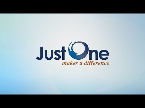 JustOne...makes a difference