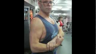 #10 Results before and after. A 50 years old man loses 31 kilo! Diet plus fitness