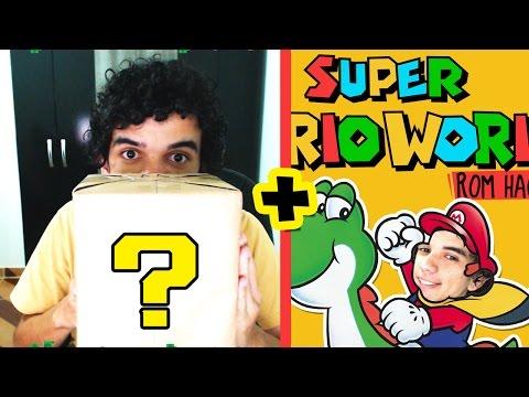 Unboxing misterioso + Super Mario Land 3