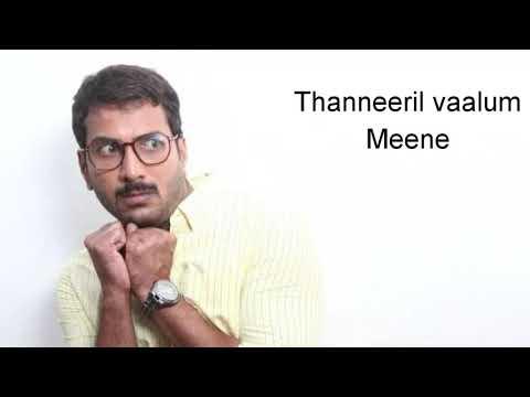 Kannadi bommai 💕 jithan ❣️WhatsApp status tamil