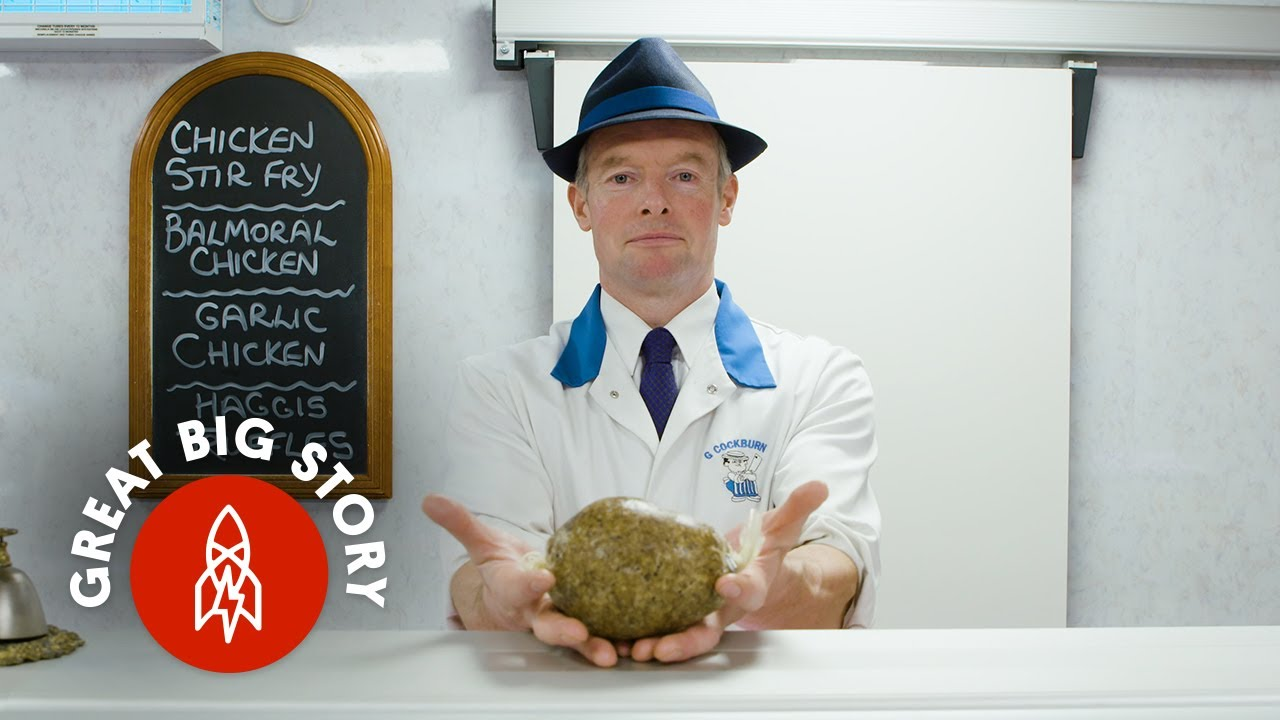 Guts and Glory: Scotland's Champion Haggis Maker