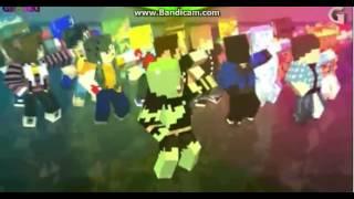 Ungespielt - Barbie Girl [Minecraft Animation]