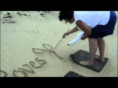Sand Scribbles Video
