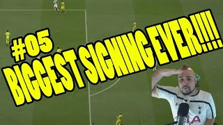 FIFA 15 CAREER MODE - BEST SIGNING EVER!!! #05