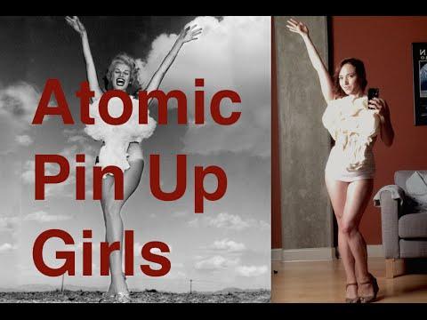 Atomic Pin Up Girls