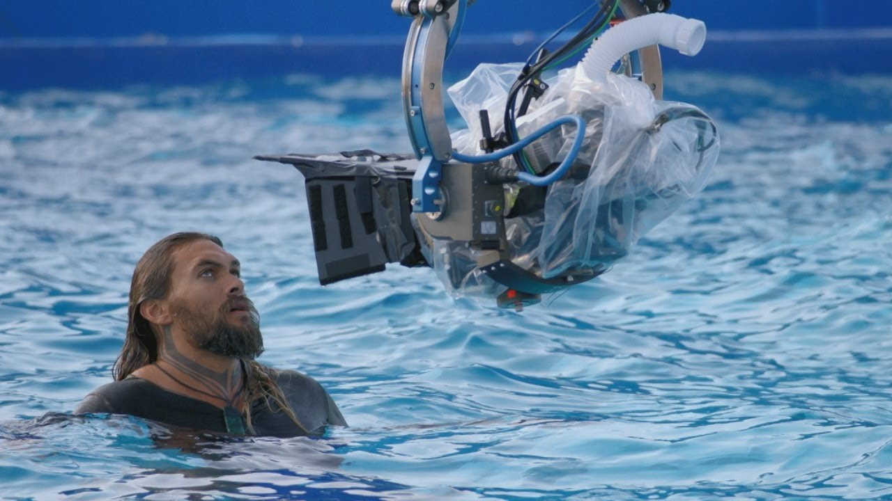 Aquaman Detrás De Escena Oficial Warner Bros Pictures Youtube