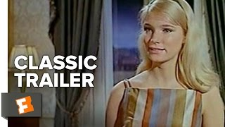 Light in the Piazza (1962) Official Trailer - Olivia de Havilland, George Hamilton Movie HD