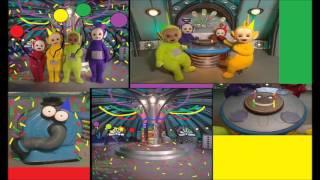 Teletubbies Birthday Video