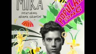 MIKA feat Ariana Grande 'Popular Song' (Lasam Studio Remix)