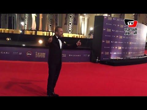 «شريف منير» في مهرجان القاهرة السينمائي «تحيا مصر»  - نشر قبل 11 ساعة