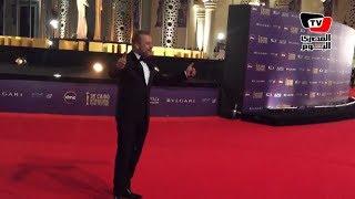 «شريف منير» في مهرجان القاهرة السينمائي «تحيا مصر»