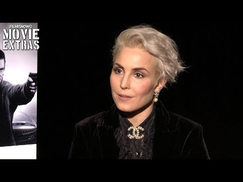 Unlocked (2017) Noomi Rapace talks about her experience making the movie