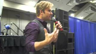 Vic Mignogna on his role in Panty and Stocking
