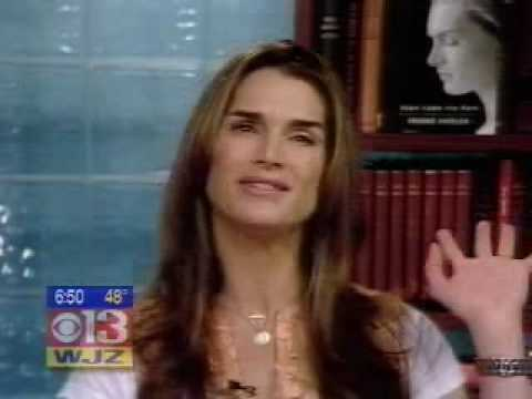2005 morning TV interview to promote Down Came the Rain