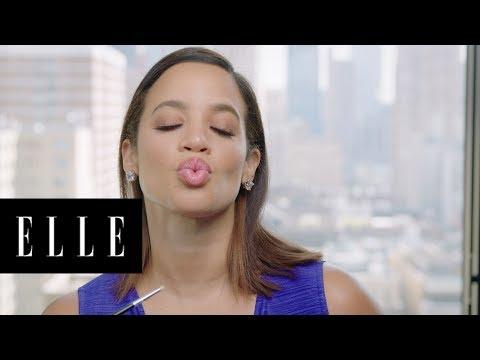 Dascha Polanco  About Face  Elle