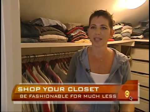 CBS Early Show - Shop Your Closet (Tracy Beckerman)