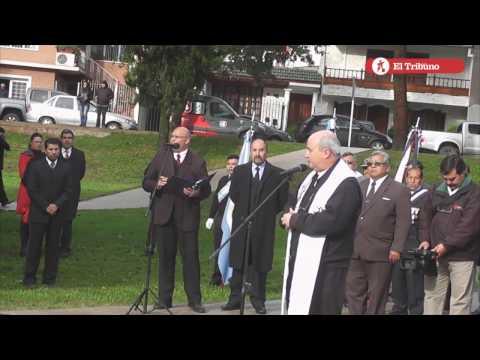 Acto y desfile por el 424° aniversario de San Salvador de Jujuy