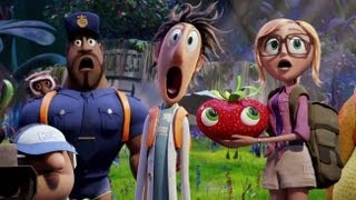 Cloudy with a Chance of Meatballs 2 - Official Trailer (HD) thumbnail