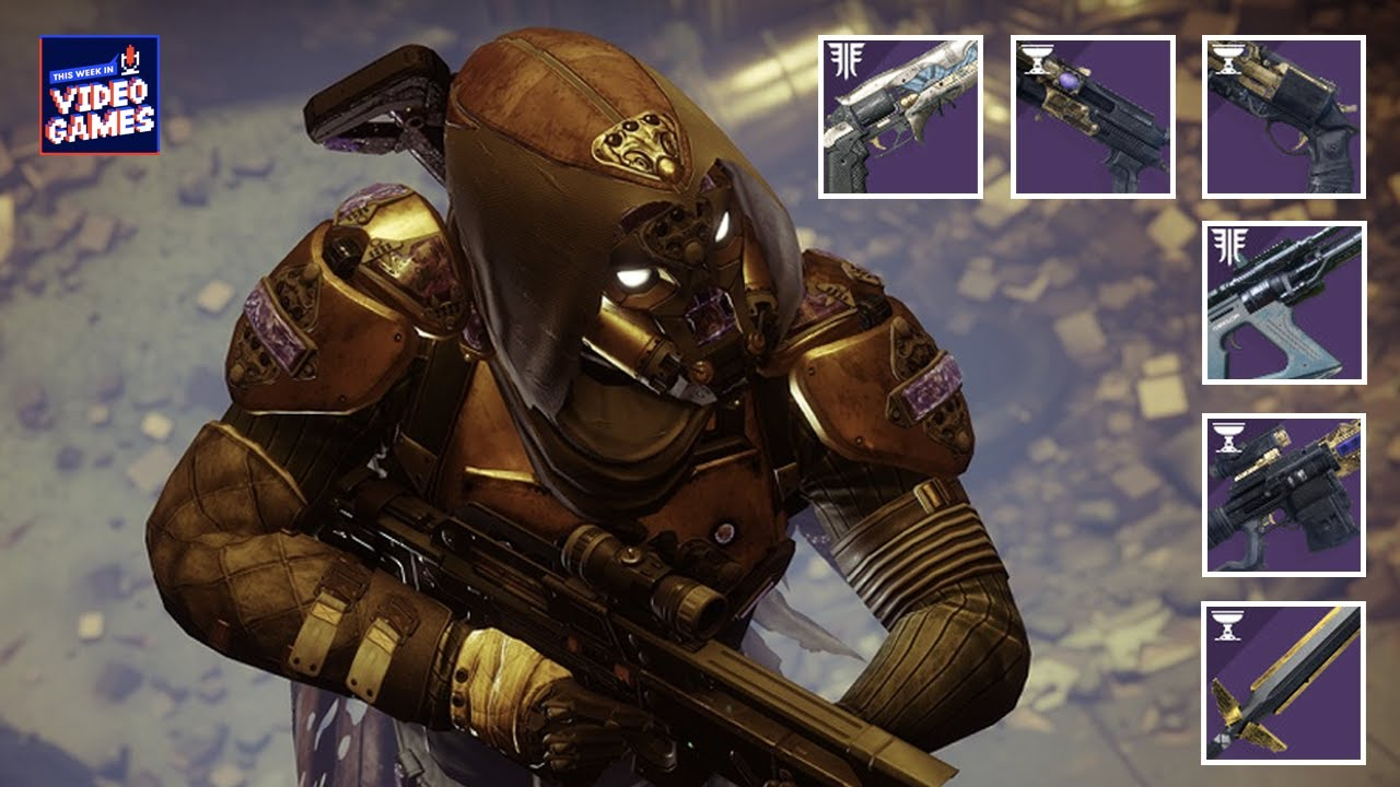 Download Destiny 2 - How to get the Best Weapons from the Menagerie