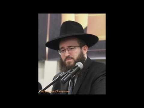 Rav Nosson Levine Lakewood Tisha Bav 5776