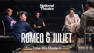 Filming in a Pandemic: Romeo & Juliet | Behind the Scenes at the National Theatre