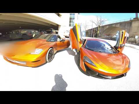 THE REAL TRUTH BEHIND THE C5 VS MCLAREN!!!