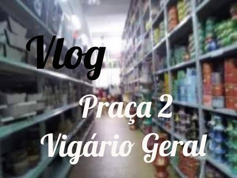 df522816c Vlog: Praça 2 | Vigário Geral | Polo de Decoração - RJ - YouTube