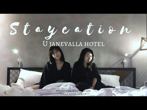 Nyobain U Janevalla Hotel | #moniquejourney2018 DAILY VLOG Eps.19