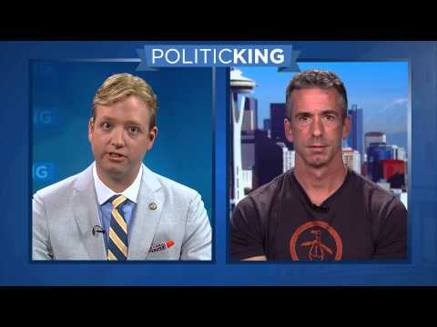 Dan Savage Blasts Log Cabin Republicans; The Group's Head Fires Back | PoliticKING Larry King Now
