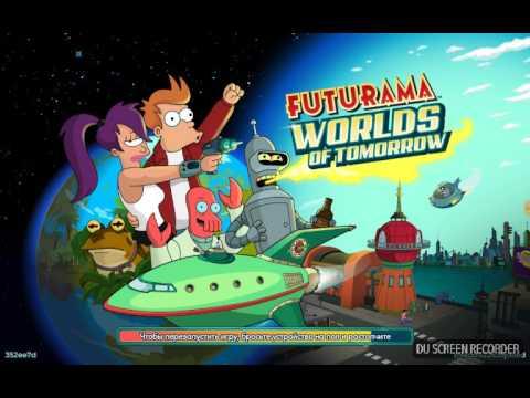 Прохождение Futurama The Game \ Футурама Игра с переводом часть 05   Улица Красных Фонарей