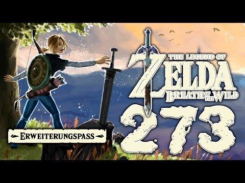Let's Play Zelda Breath of the Wild [German][Blind][#273] - Lesen im Tagebuch!