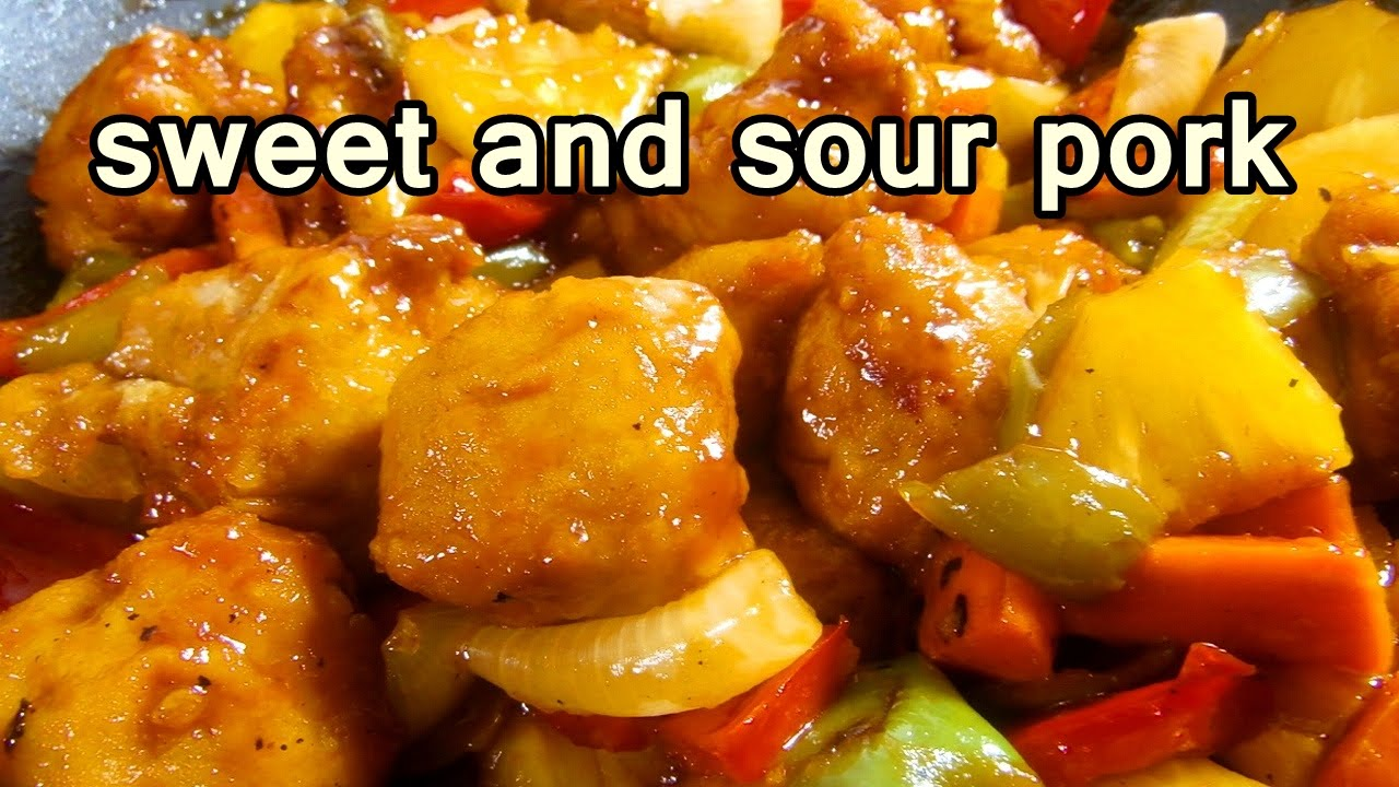 Tasty sweet and sour pork easy recipes food for dinner to make at tasty sweet and sour pork easy recipes food for dinner to make at home cooking videos youtube forumfinder Image collections