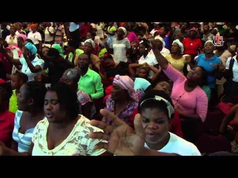 Nuit de Shekinah au Cap Haitien-Haiti (Jour 3)- Marchons dans la Gloire