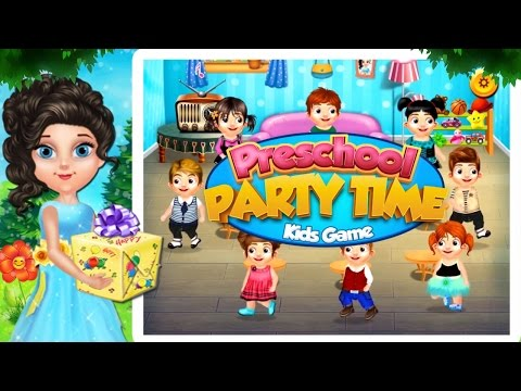 Preschool Party Time Kids Game - Free For Limited Time.Download For Free?