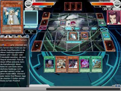Yu-Gi-Oh! ONLINE - Duel Accelerator - Gameplay Video [HD]