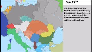 Alternate History 1932 - Eastern European Crisis - Series: The Great War