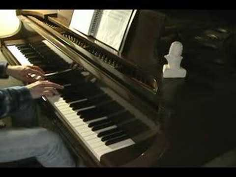 Anne's Theme from Anne of Green Gables on Piano
