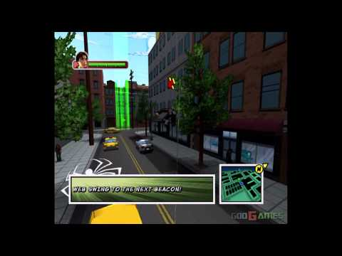 Ultimate Spider-Man - Gameplay Xbox HD 720P