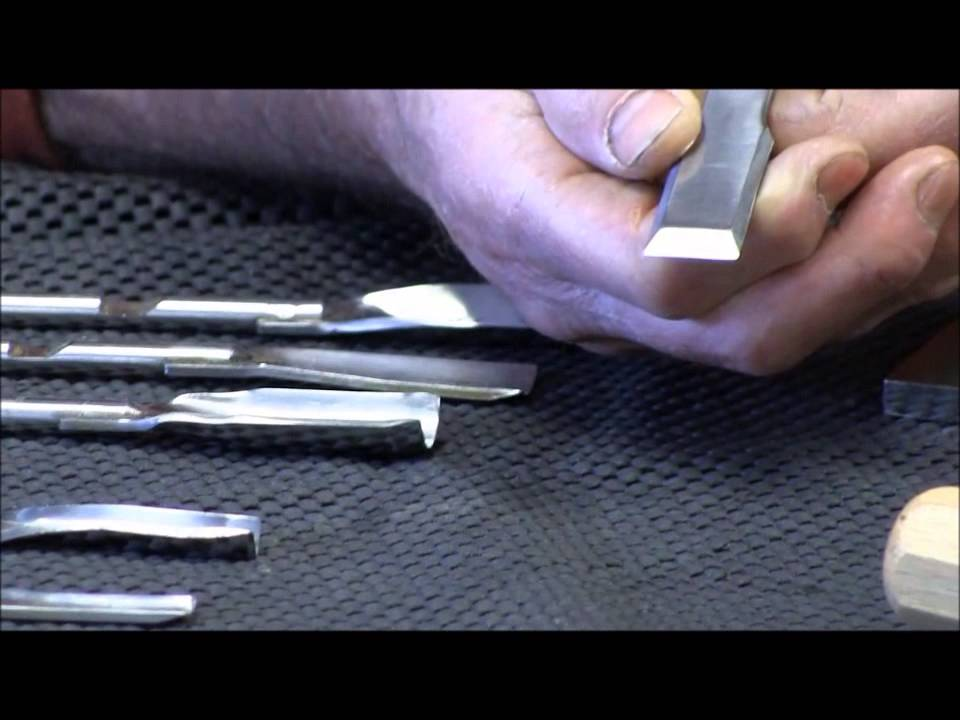 James barry sharpening carving tools part youtube